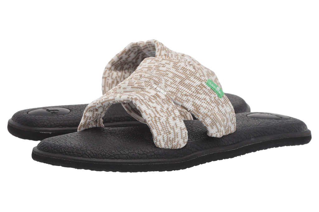 Sanuk Yoga Mat Capri Knit Sandal, sandals, sanuk, yoga mat