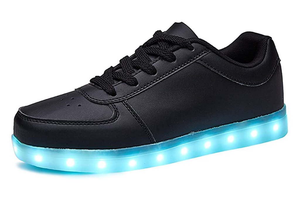 sayes, light up sneakers