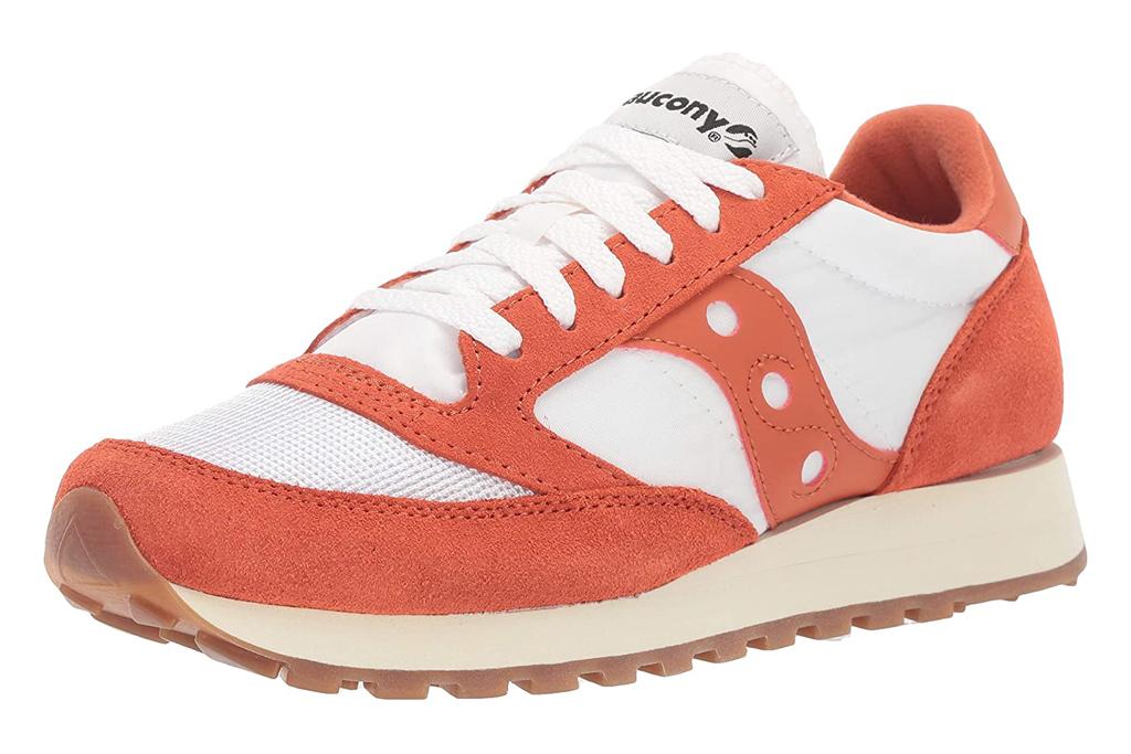 Saucony Jazz Original Sneakers, orange
