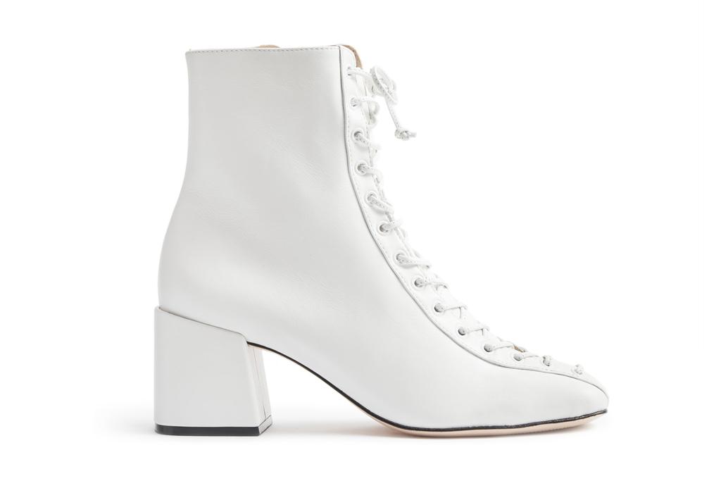 schutz lace up boots