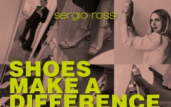 Sergio Rossi Shoes Make a Difference
