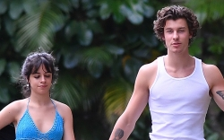 camila cabello, shawn mendes, walk, miami,