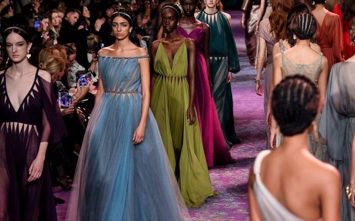 paris fashion week, canceled, coronavirus pandemic, haute couture