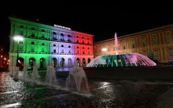 The palace of Liguria region in