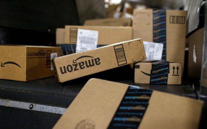Amazon , boxes