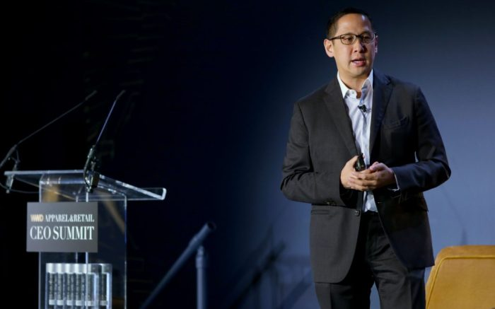 Spencer Fung WWD Apparel and Retail CEO Summit, New York, USA - 31 Oct 2018