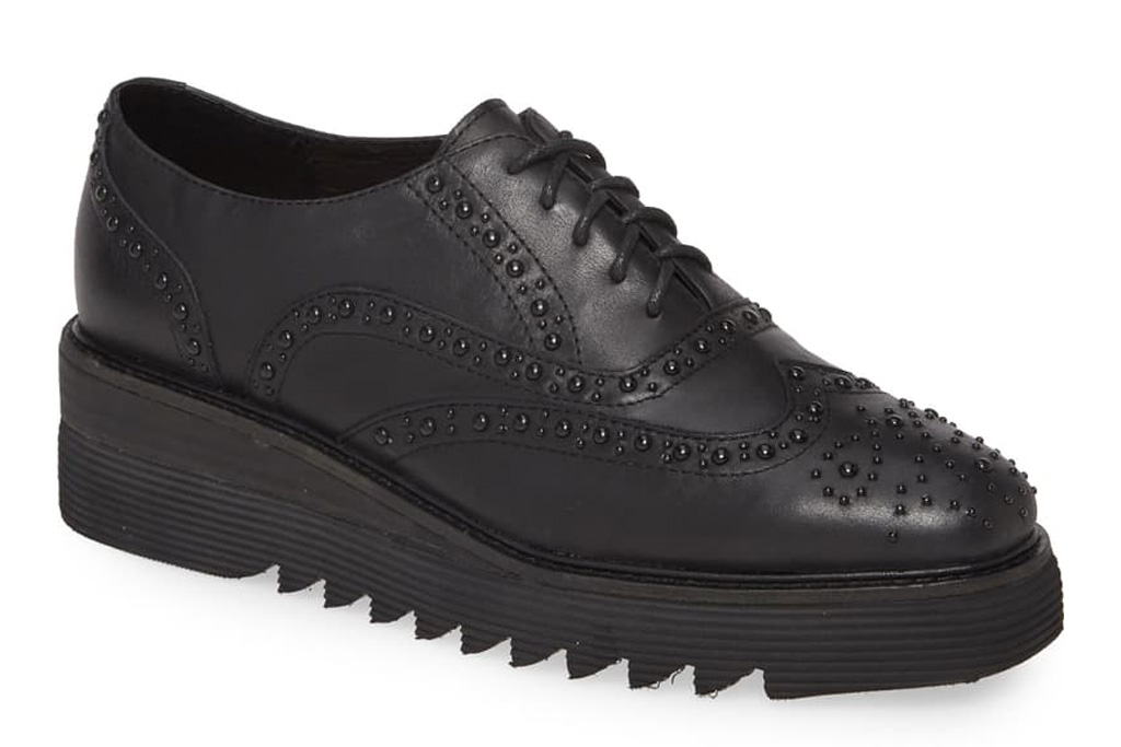 silent d, brogues, creepers