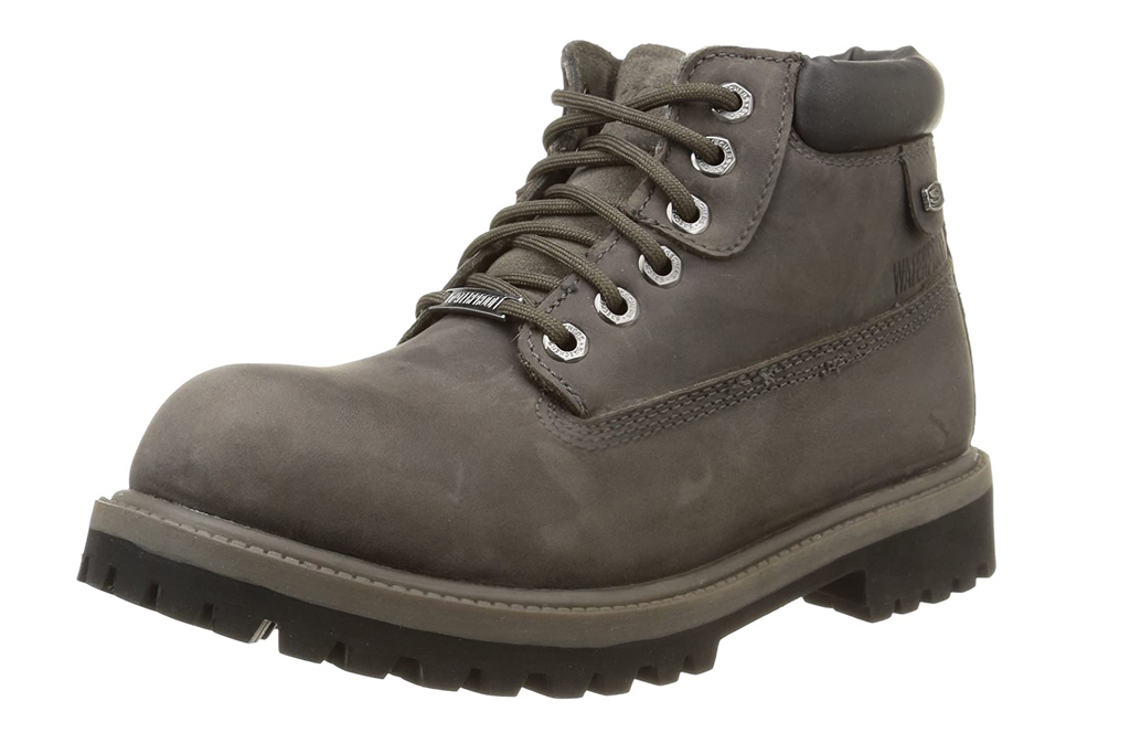 skechers, work boots