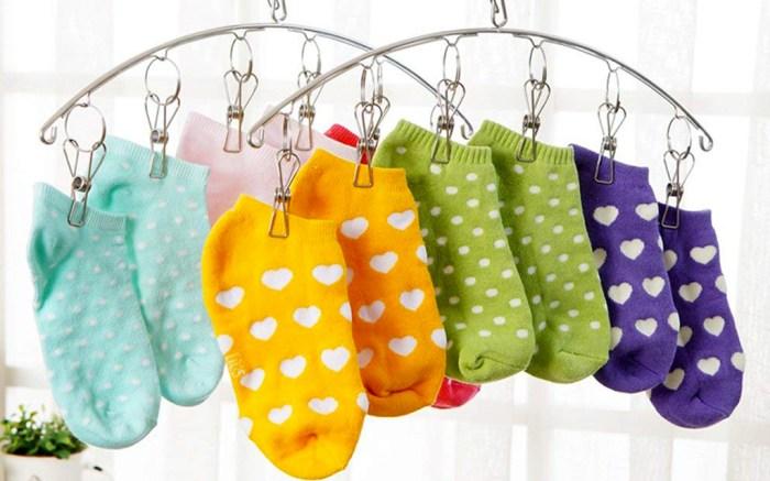 sock hanger, dryer