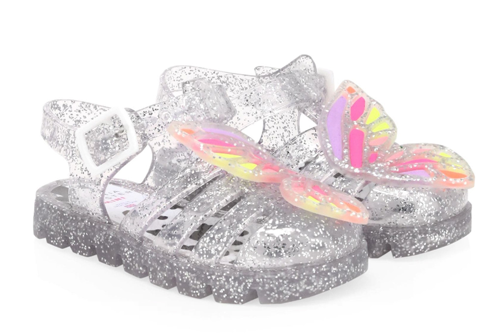 sophia webster, kids, jelly sandals