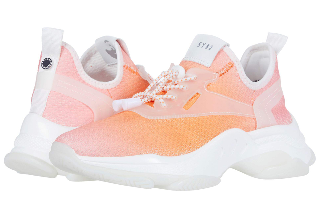 Steve Madden Myles Sneakers, orange