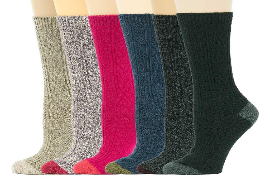 Sumona Boot Socks