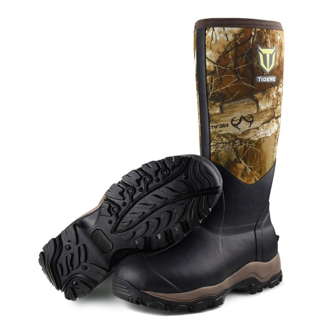 TideWe Hunting Boot, insulated hunting boots for men