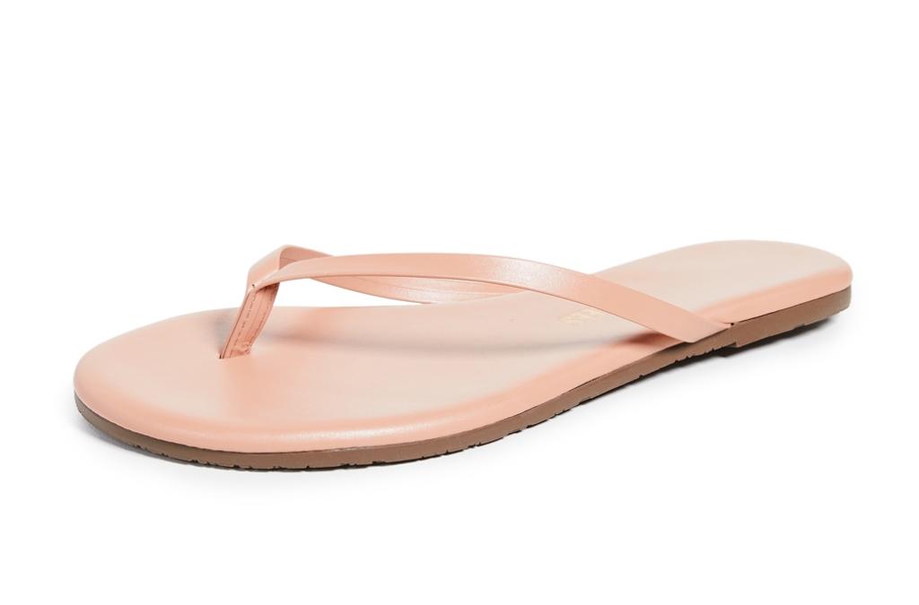 Tkees Foundations Shimmer Flip Flops, women's flip flops