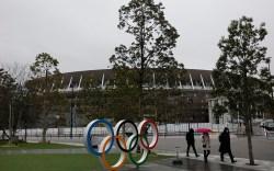 New National Stadium Tokyo Olympics