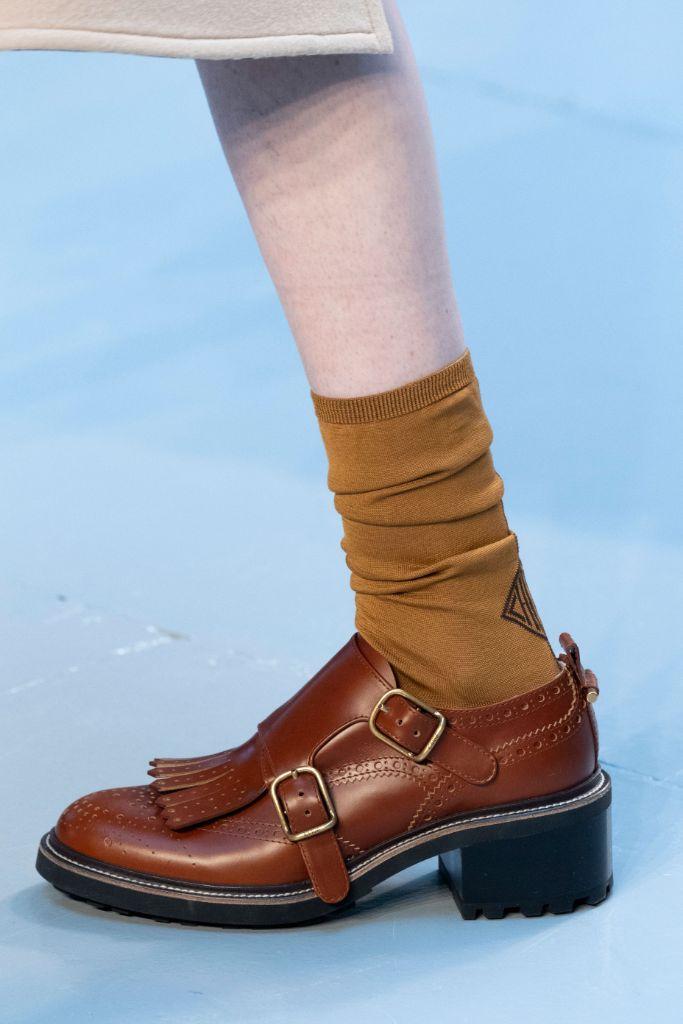 chloe, fall 2020, paris fashion week, top 10 shoes
