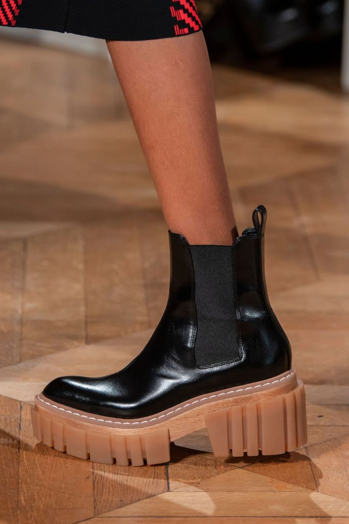 stella mccartney, fall 2020, paris fashion week, top 10 shoes