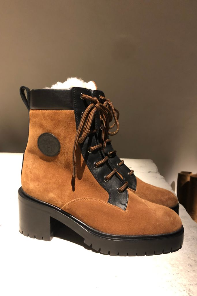 hermes, fall 2020, top 10 shoes, paris fashion week