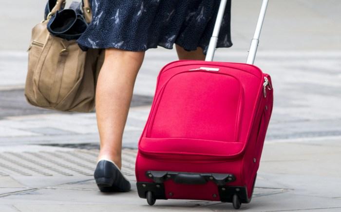 travel, suitcase