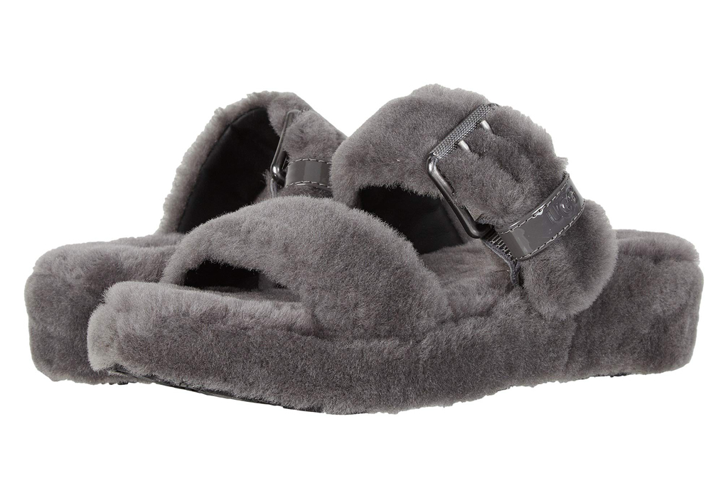Ugg Fuzz Yeah slippers, ugg, slippers