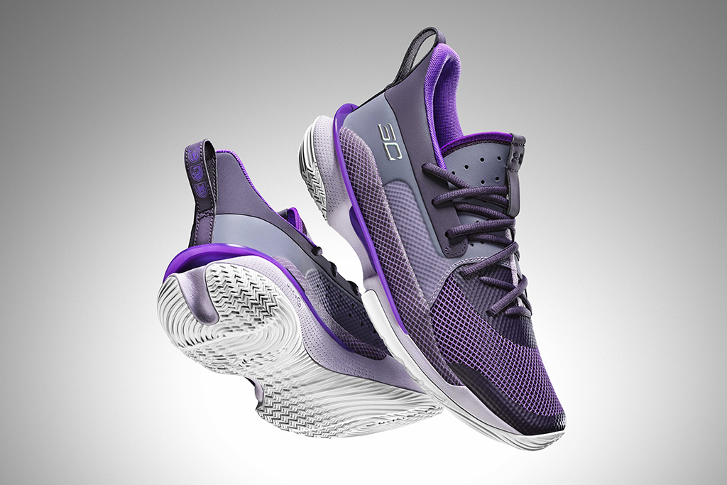 """Under Armour Curry 7 """"Bamazing"""""""