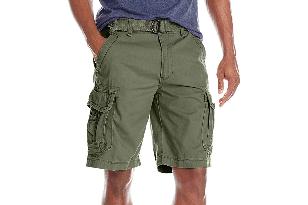 union bay, cargo shorts