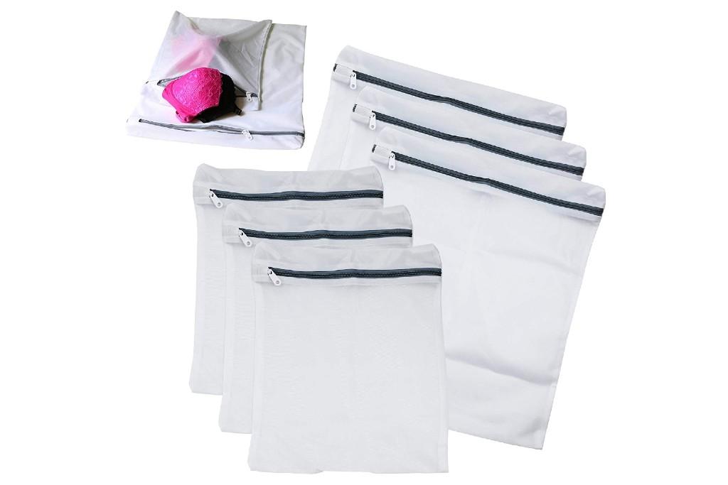 Simple Houseware Mesh Laundry Bags