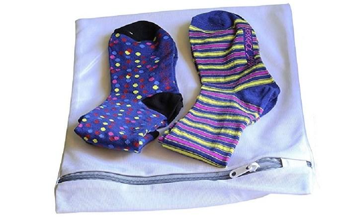 mesh laundry bag for socks