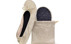 Silky Toes Women's Foldable Portable Travel