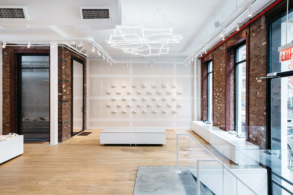 Veja NYC store