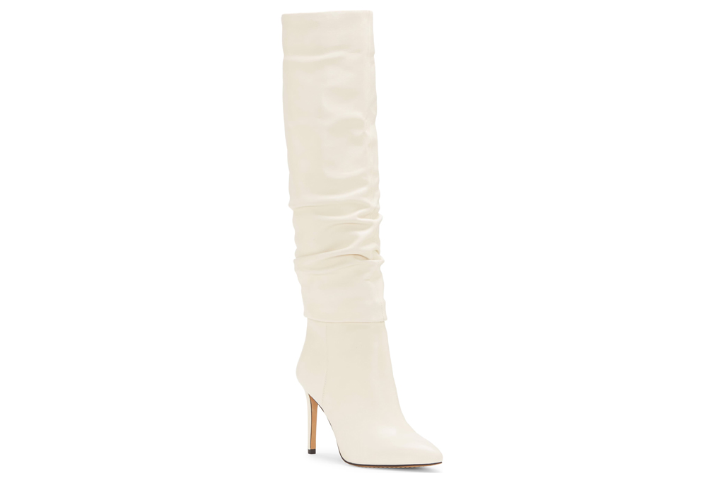 Vince Camuto, white, boots Kashiana boots