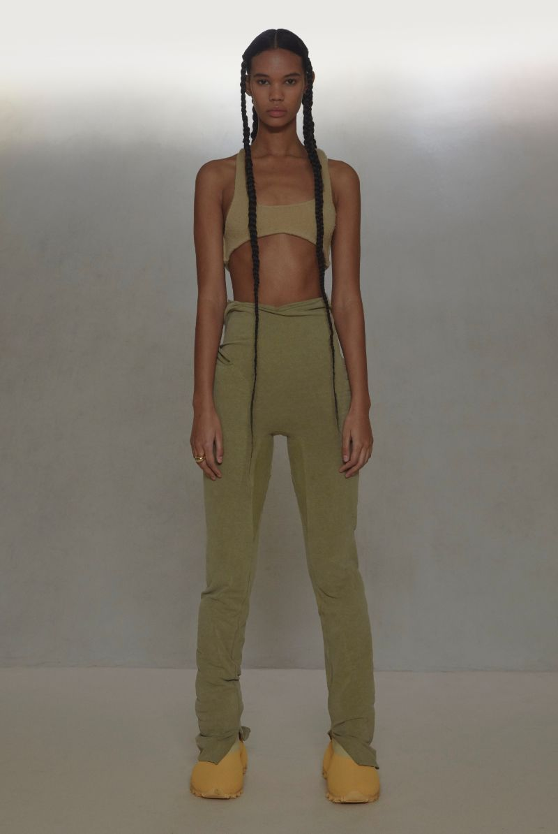 yeezy season 8, paris fashion week, fall 2020, boots