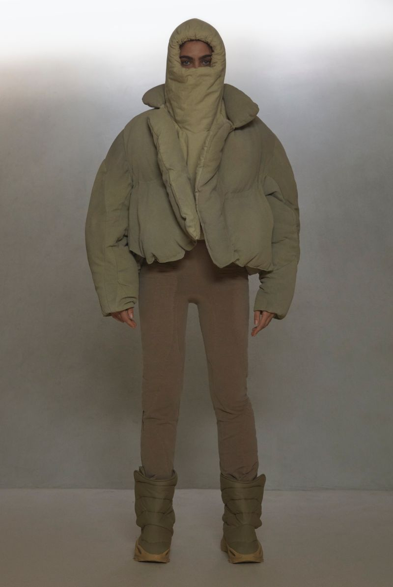 Yeezy Season 8 Collection at Paris