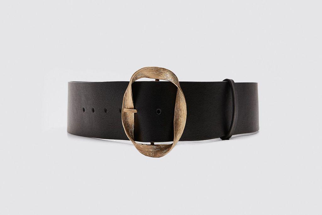 zara, zara belt, belt buckle, work from home fashion, style diary