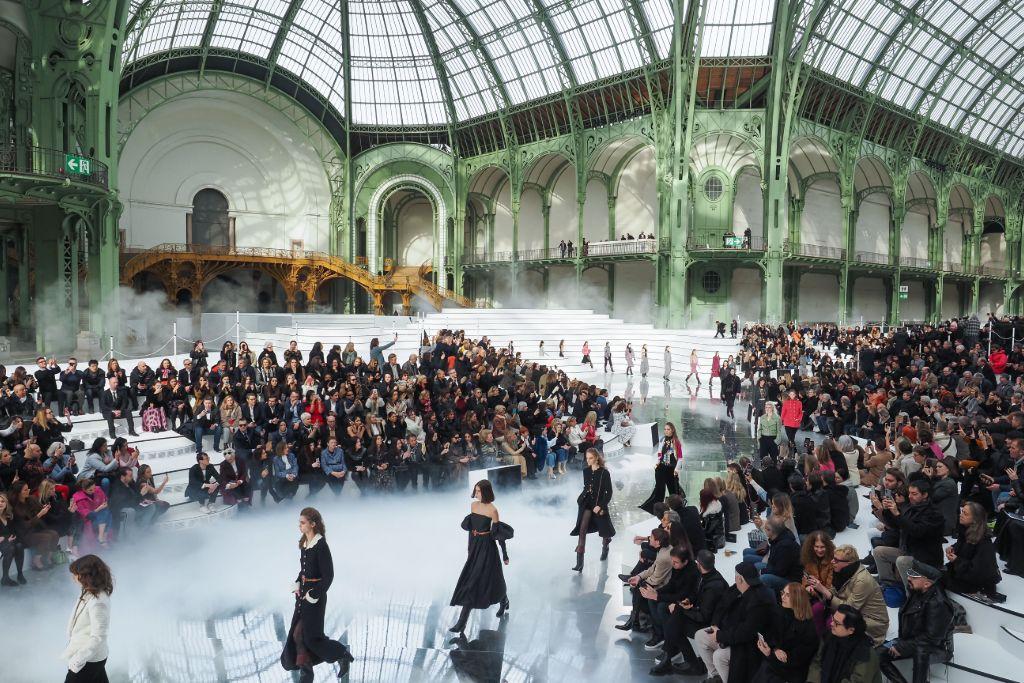 chanel, chanel fall 2020, fall 2020, pfw, paris fashion week