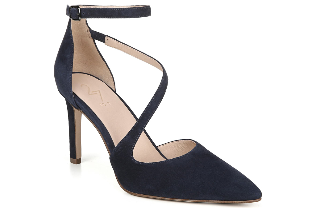 27 Edit Abilyn Ankle Strap Pump