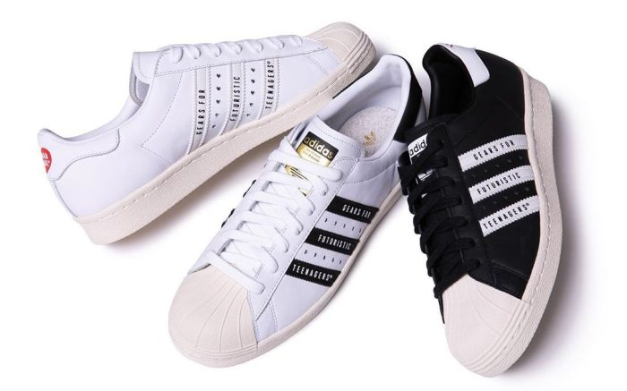Human Made x Adidas Superstar Collaboration