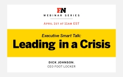 Foot Locker CEO Dick Johnson on
