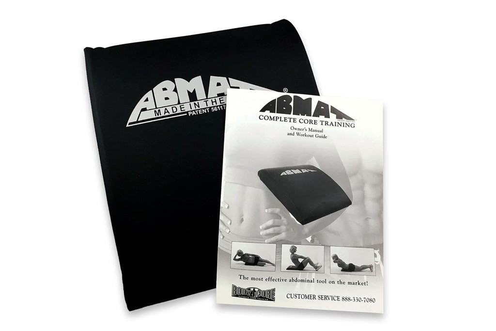 AbMat Silver The Original Abdominal Trainer