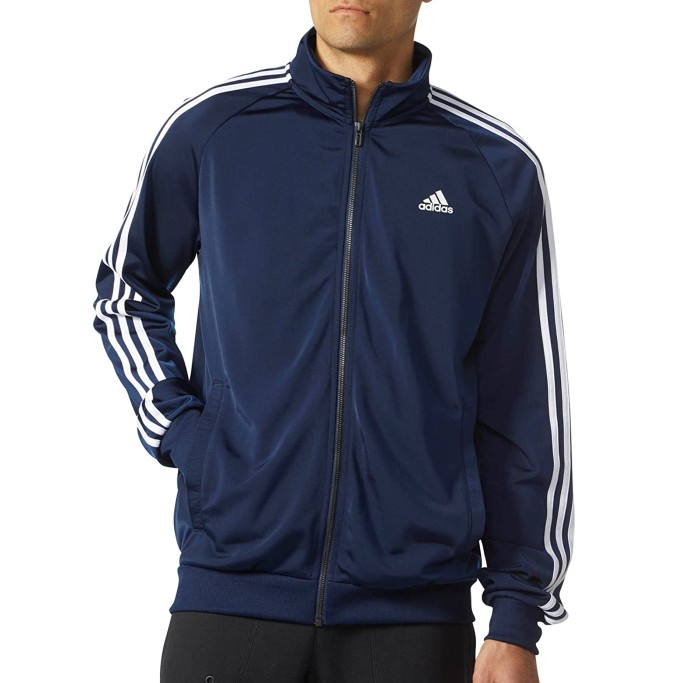 Adidas Essentials 3-Stripe Tricotot Jacket