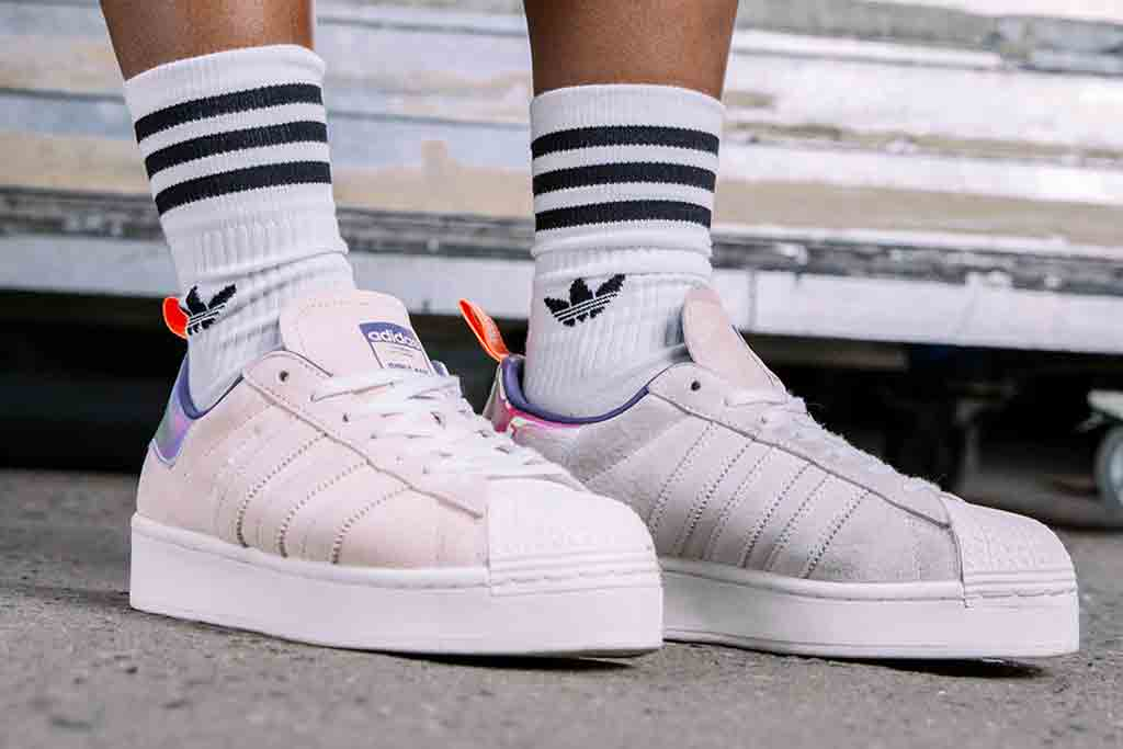 Girls Are Awesome Adidas Originals Superstar Up