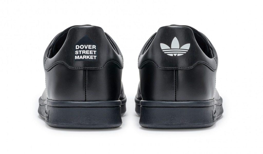 Dover Street Market x Adidas Stan Smith 'Black