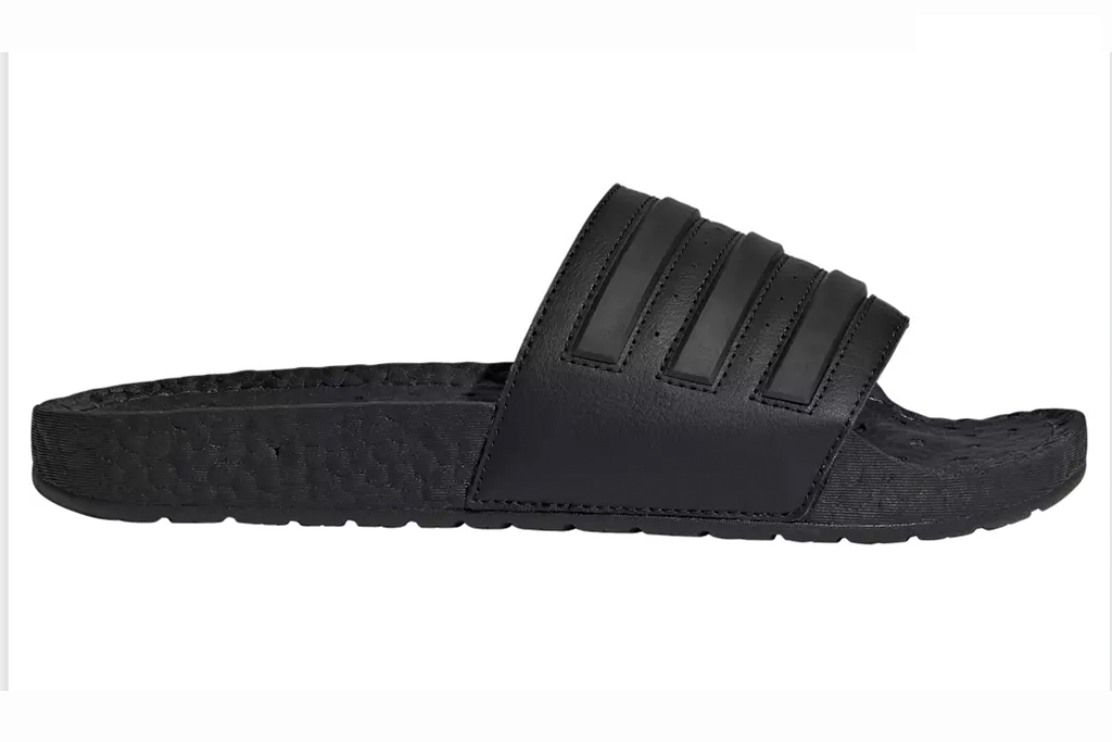 adidas Men's Adilette Boost Slides, mens slides, best mens sandals