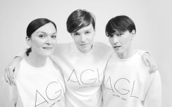 AGL sisters Vera, Sara and Marianna