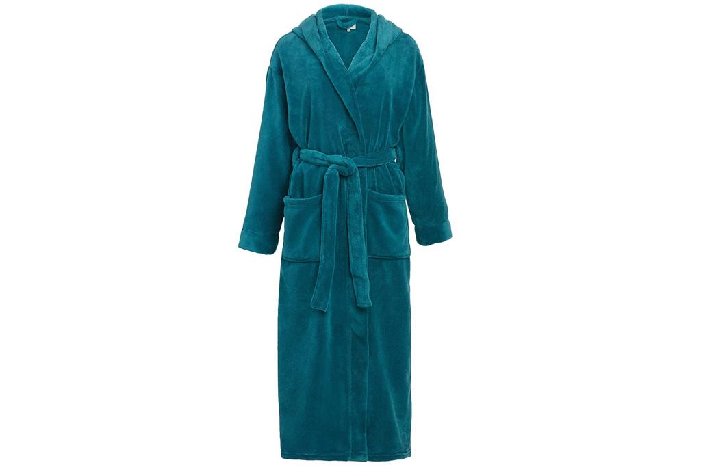 alexander del rossa, robe, blue