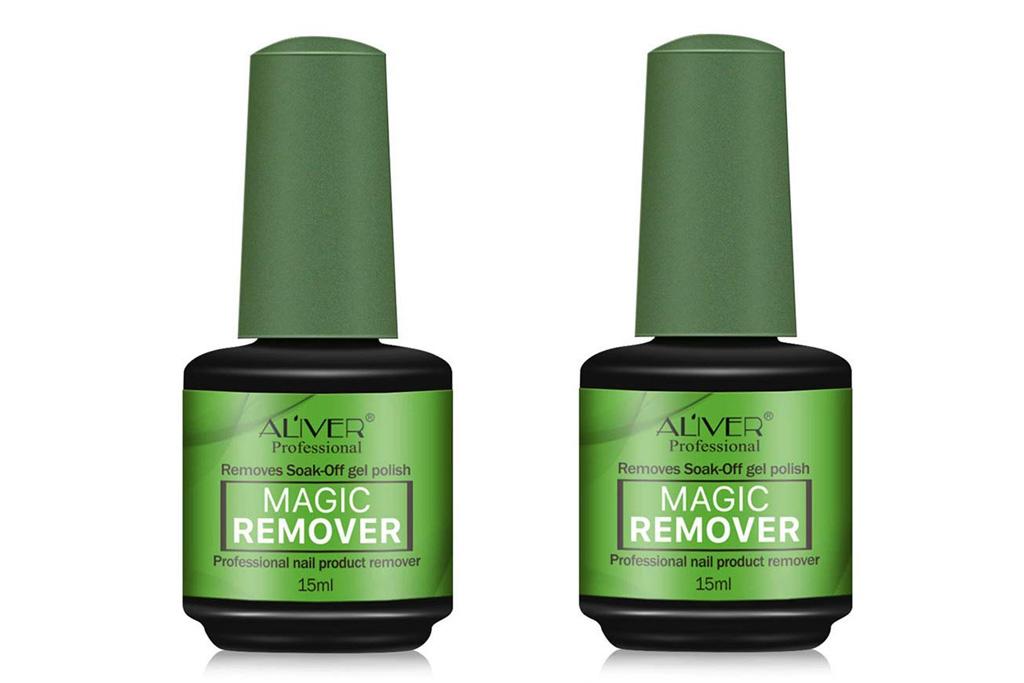 aliver, gel polish remover