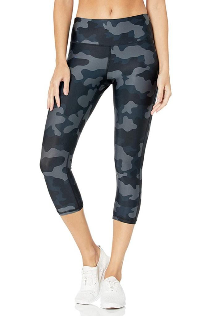 Amazon Essentials camo leggings