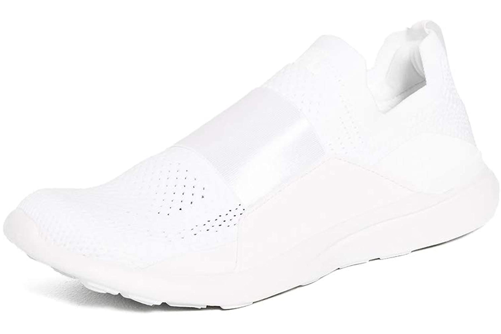 APL white sneakers