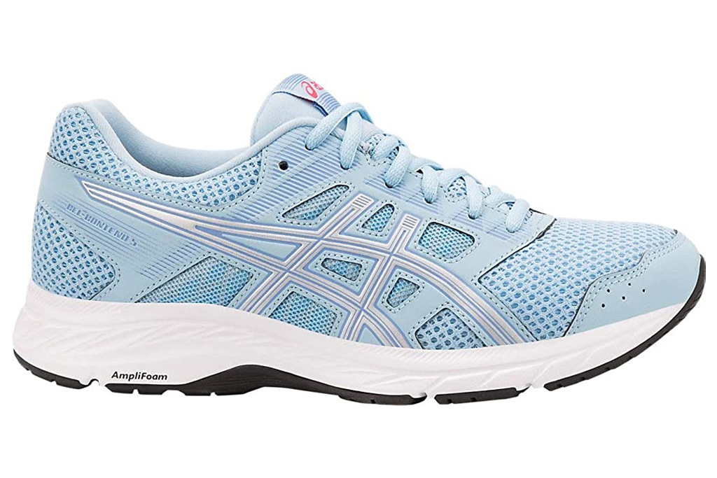 asics, sneakers, blue