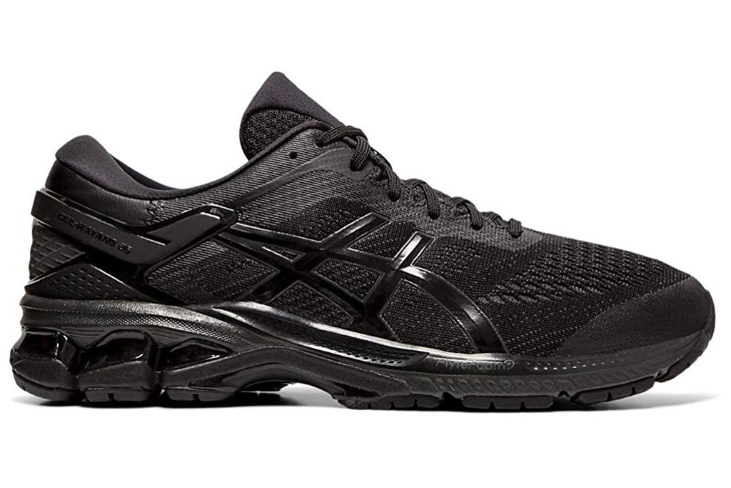 asics, sneakers, black